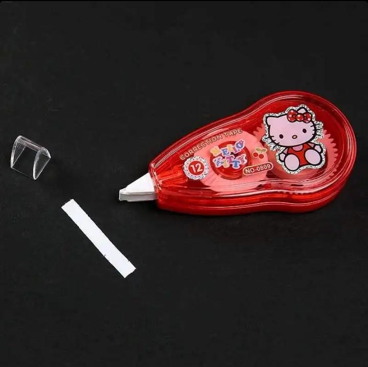 Corrector Hello Kitty Rojo 1290 :Ref
